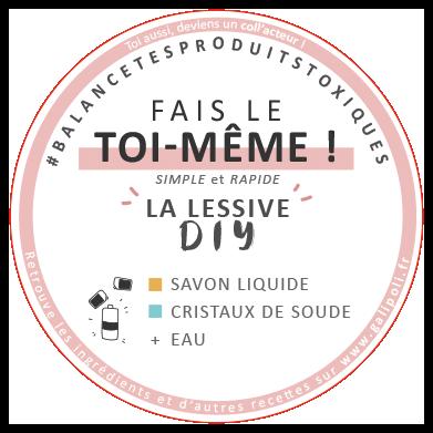 Stickers lessive