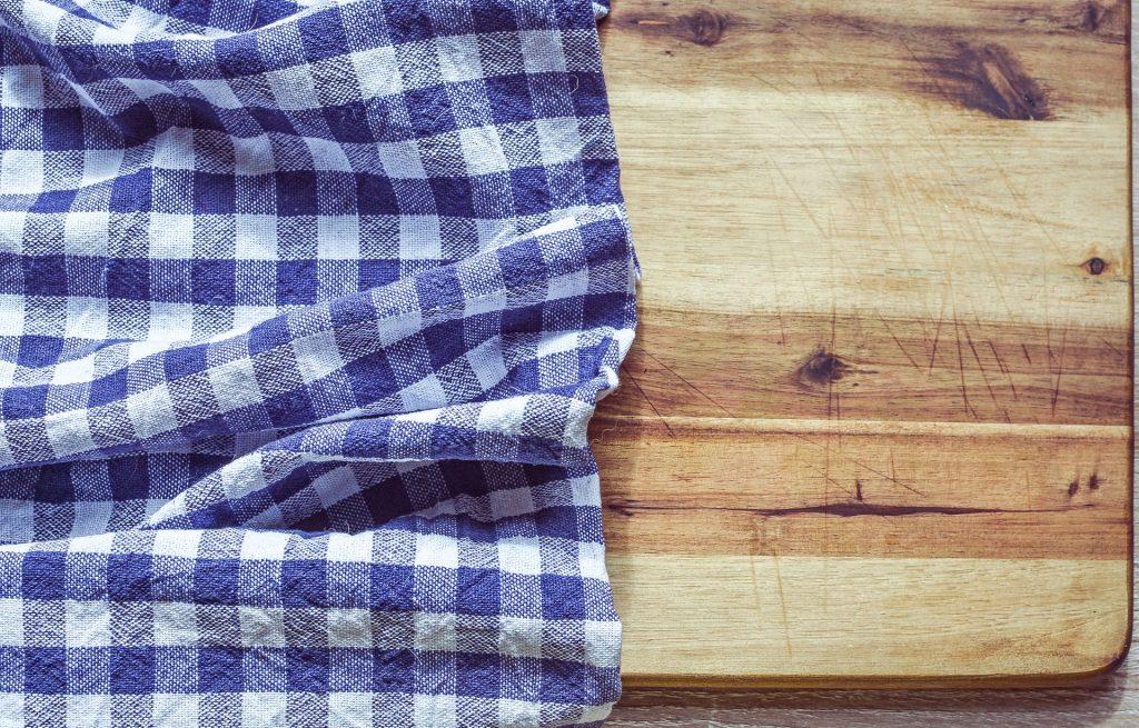 Nettoyer sa planche à découper